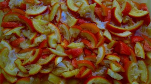 Retirement Activities : Making Marmalade