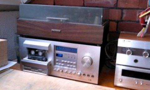 Retirement and the old tape deck