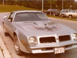 Our Ponitac Firebird Transam, 1978/79