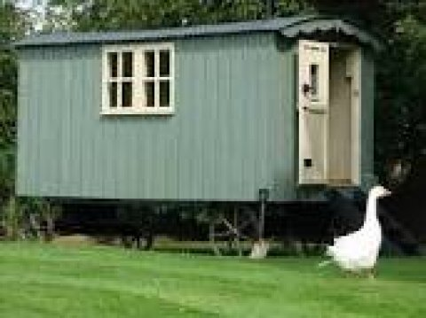 Retirement Project : A Shepherds' Hut?