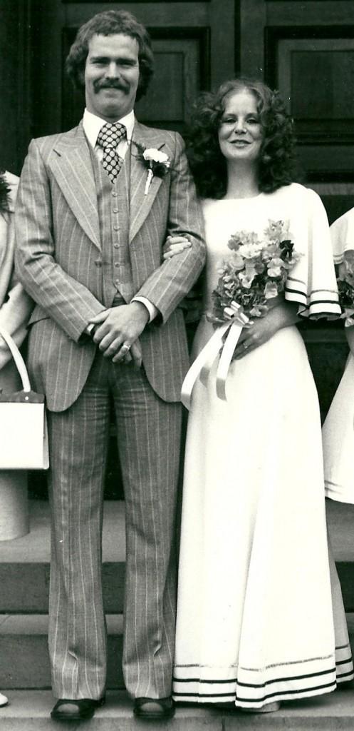 Wedding of Mr and Mrs Summerhouse