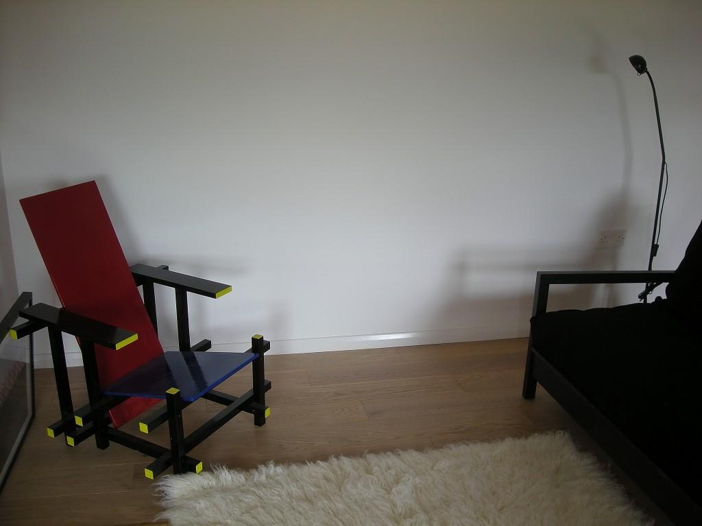 My Rietveld Chair