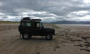 Land Rover Inch Strand