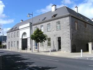 Strand Barracks building today