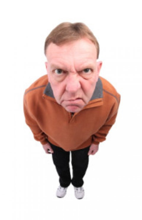Irritability : God's gift to the retired person?