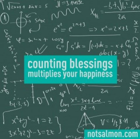 When retired count your blessings