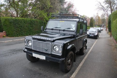 Retirement and my Land Rovers and my missing blogs