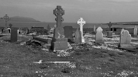 Retirement tales from Ireland : a burial ground experience