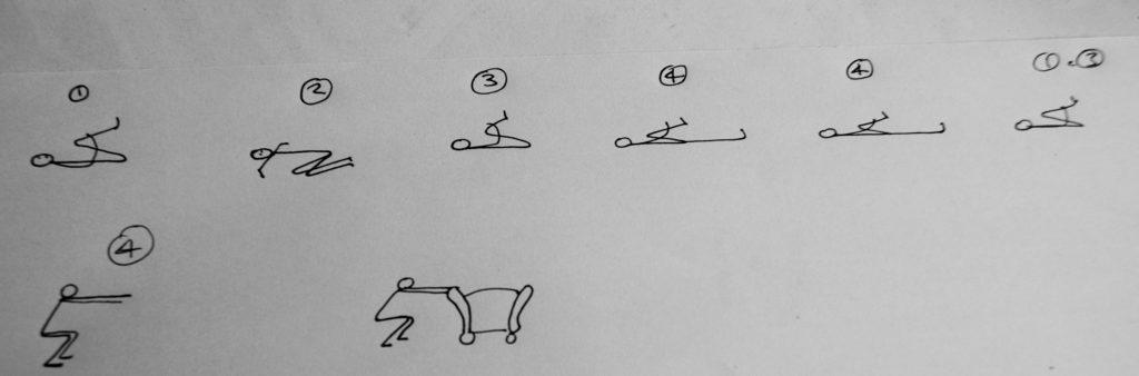 yoga back exercises
