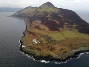 the Isle of Arran - looks nice