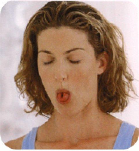 Yoga 15 : Sitali Pranayama (cooling breath)