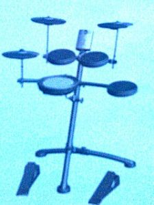my new 'electronic' drum set