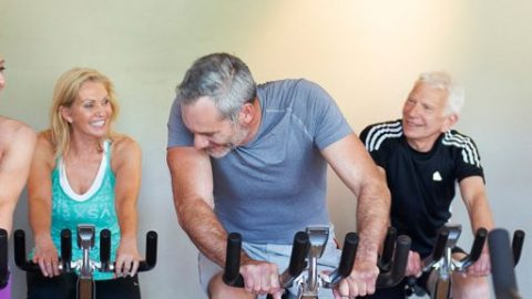 Retirement and Health and Fitness