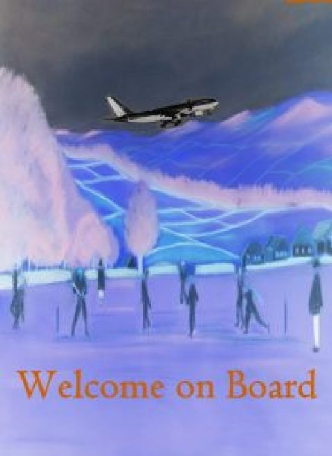 Welcome on Board, Sir