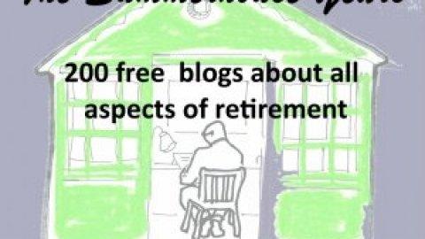Retirement blog: a new era?